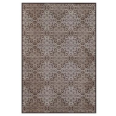 Feizy® Settat II Wool and Art Silk Pile Contemporary Rug, 2'10