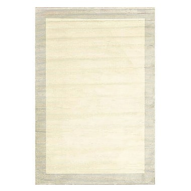 Feizy® Settat III Wool and Art Silk Pile Border Rug, 7'10