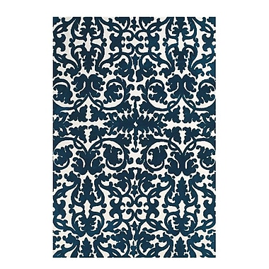 Feizy® Pia Polyester Pile Traditional Rug, 9'6