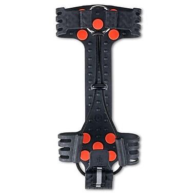 Ergodyne® Trex™ 6310 Adjustable Ice Traction Device, Black, Medium