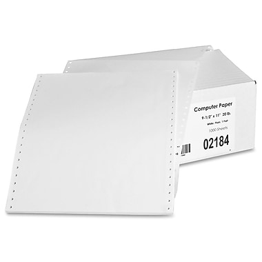 Printworks® Professional 3 Part Computer Paper W/1/2
