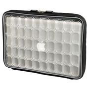 Samsill® Altego™ Laptop Sleeve For 13 Mac, Black/Clear