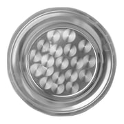Thunder Group 12'' Stainless Steel Round Tray