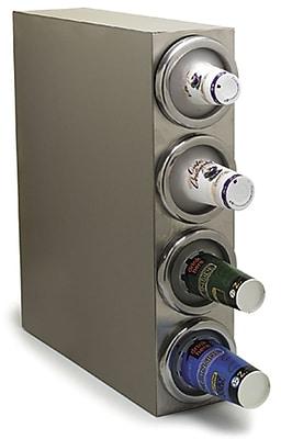Carlisle 38884G, 4 Cup Dispenser, Vertical Cabinet Model 418141