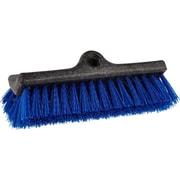 """Carlisle 3619714, 10"""" Dual Surface Scrub Brush, Blue"""