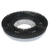 "Carlisle 361900W30-5N, 19"" D Steel Wire Stripping Brush"