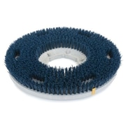 Carlisle 361900G35-5N, 19 D Blue Grit Cleaning Brush, Scrubbing