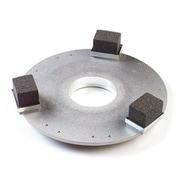 "Carlisle 361700GA, 17"" D Grind-Away® Concrete Floor Tool"
