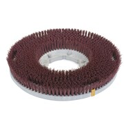 Carlisle 361400G22-5N, 14 D Red Grit Cleaning Brush, General Cleaning