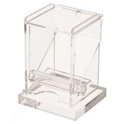 "Browne HLTD5PL, 4 1/4 x 2 1/2"" Plastic Toothpick Dispenser"