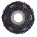 Carlisle 361200G60-5N, 12in. D Purple Grit Aggressive Stripping Brush