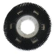 """Carlisle 361100P22-5N, 11"""" D Poly .022 (Medium) Scrub Brush"""