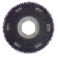 Carlisle 361100G60-5N, 11in. D Purple Grit Agressive Stripping Brush