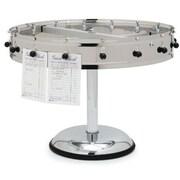 """Carlisle 3816MP, 16 Clip, 18"""" Portable Order Wheel"""