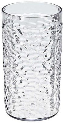 Carlisle 550507, 5 oz Pebble Optic Tumbler, Clear 432724