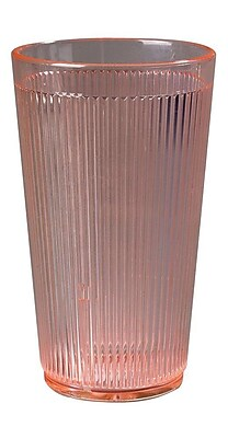 Carlisle 403552, 20 oz Crystalon PC Tumbler, Sunset Orange 450611