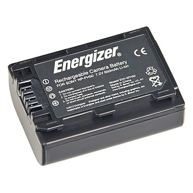 Energizer® ENV-SFH50 Digital Replacement Battery NP-FH50 For Sony Cyber-shot HX1