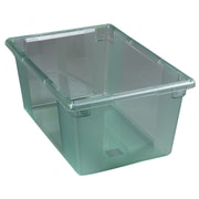 Carlisle 10623C09, 16-6/10 Gal 18'' x 26'' x 12'' Color Coded Food Storage Box, Green