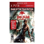 Square Enix® 1023 Dead Island GOTY, Action/Horror, Playstation® 3