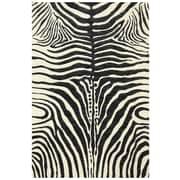 Karastan® Panache Serengeti Gallery Nylon Rug, 2'11 x 4'8, Black