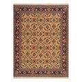 Karastan® English Manor Brighton New Zealand Wool Rug, 2'6in. x 12', Beige