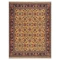 Karastan® English Manor Brighton New Zealand Wool Rug, 5'7in. x 7'11in., Beige