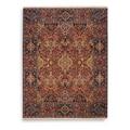 Karastan® English Manor Hampton Court New Zealand Wool Rug, 2'9in. x 5', Red