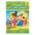 School Zone® Big Workbook, Grade 2/Ages 7-8