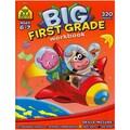 School Zone® Big Workbook, Grade 1/Ages 6-7