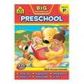 School Zone® Big Workbook, Grade Preschool/Ages 3-5