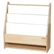 Tot Furniture™ 25(H) Fully Assembled Plywood Toddler Bookshelf