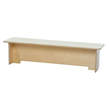 Wood Designs™ Plywood Toddler Bench