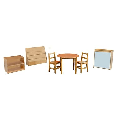 Wood Designs™ Plywood Classroom Literacy Package A