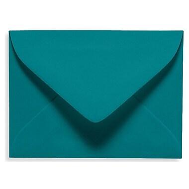 LUX #17 Mini Envelope (2 11/16 x 3 11/16) 1000/Box, Teal (EXLEVC-25-1000)