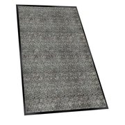 Guardian Silver Series Indoor Walk-Off Mat, 72 x 48, Charcoal