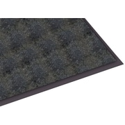 "Guardian Silver Series 72""x 48"" Indoor Walk-Off Mat, 72"" x 48"", Black"