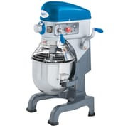 Vollrath 40757 Commercial Floor Mixer with Guard, 20 qt.