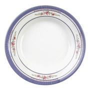 Thunder Group 9-1/4'' Soup Plate - Rose Collection