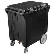 Carlisle IC2220-03, 200 lb Ice Caddy, Black