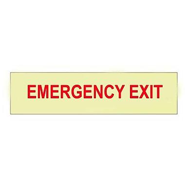 Emergency Exit, 3X12, Glow P/S Vinyl