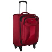 Wenger® 20 Lightweight Carry-On Spinner Upright Suitcase, Deep Red