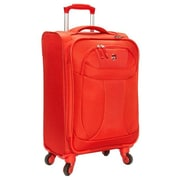 Wenger® SwissGear® 20 Lightweight Carry-On Spinner Upright Suitcase, Orange