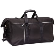 "BMW® 22"" Lightweight Weekender Duffel, Black"