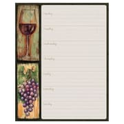 LANG® Wine Country, Jumbo Weekly Planner