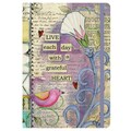 LANG® Artisan Grateful Heart Classic Writing Journal, 8 1/4in. x 6in.