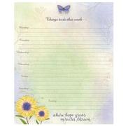 LANG® Botanical Inspirations Daisy Jumbo Weekly Planner