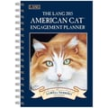 LANG® American Cat 2015 Monthly Engagement Planner