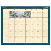 LANG® Heart & Home 2015 Deskpad Calendar