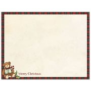 LANG® Boxed Christmas Cards With Envelopes, Santa's Workshop