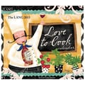 LANG® Love To Cook 2015 Standard Wall Calendar